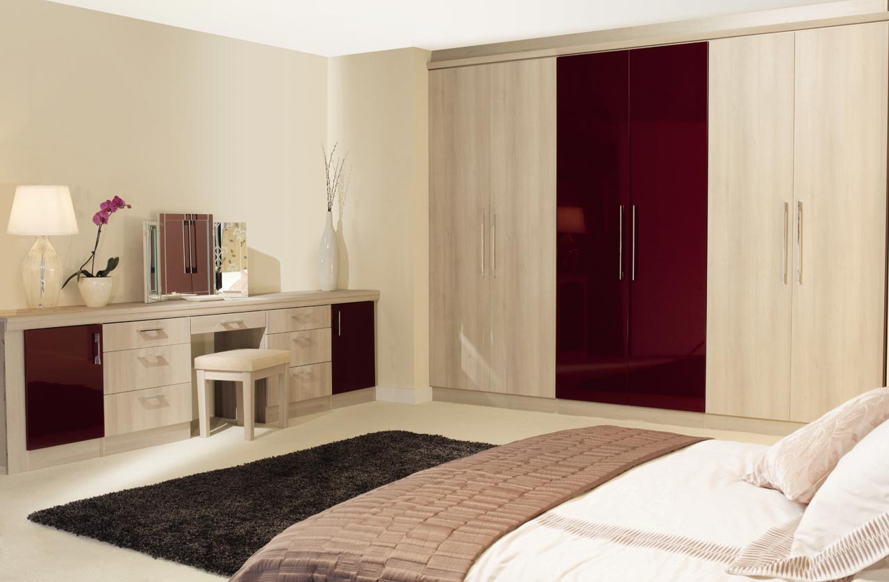 Purple Bedroom Decorating Ideas Guide To Bespoke Fitted Bedroom Furniture Service In London