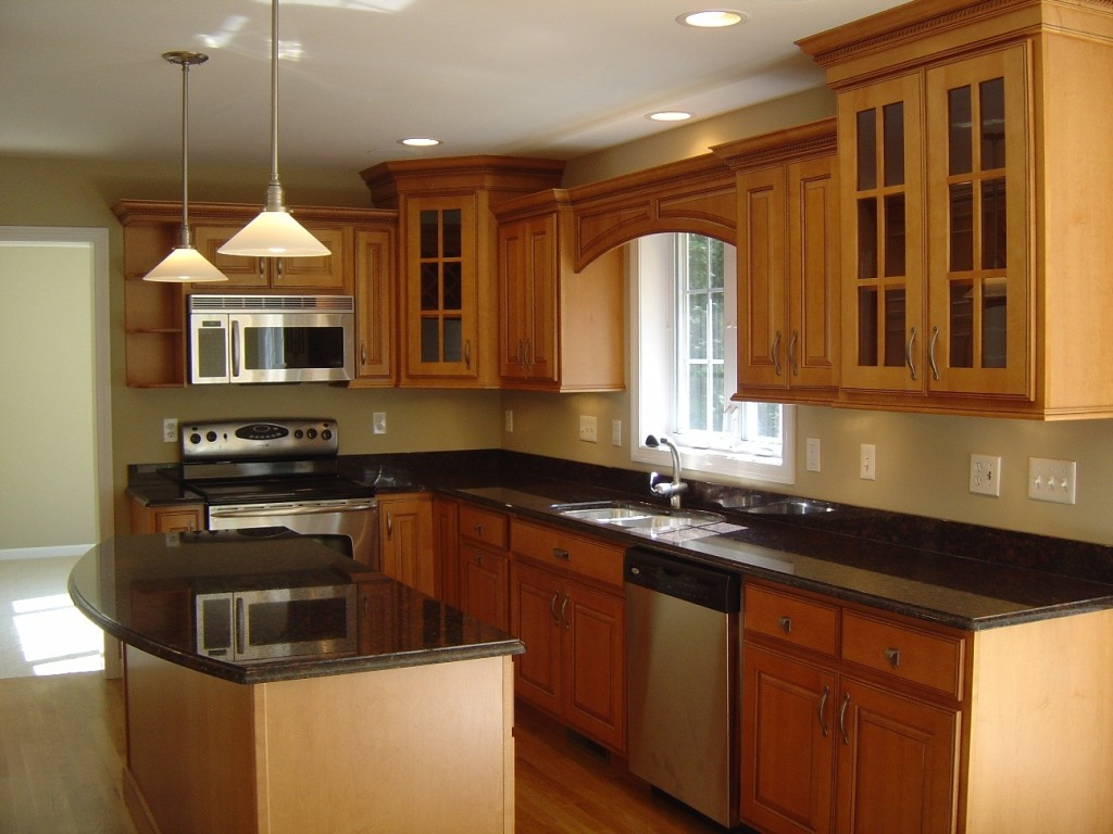 Images Of Nice Small Modest Kitchens