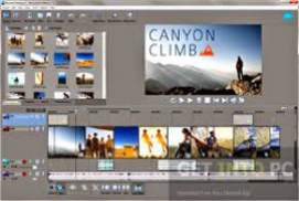 MAGIX Movie Studio Platinum 13