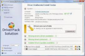 DriverPack Solution Online Beta 15